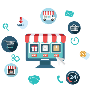 Ecommerce Website Development Services Company in India | Elphill
